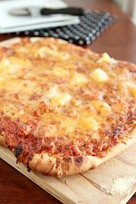 the secret to the perfect pizza crust...