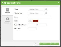 OnBoard Contracts