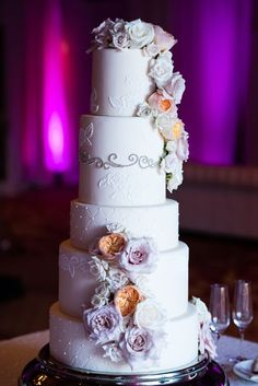 grand wedding cake designs 1000 images about cakes amp desserts on floral 14897