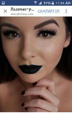 Kohl Makeup, Matte Makeup, Lip Makeup, Beauty Makeup, Matte Lipstick, Red Lipsticks, House Of Lashes, Lime Crime Maquillaje, Maquillage Lime Crime