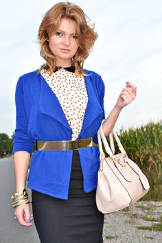 Szafir :) http://fashionandstyle-emiliawrobel.blogspot.com/2014/09/szafir.html