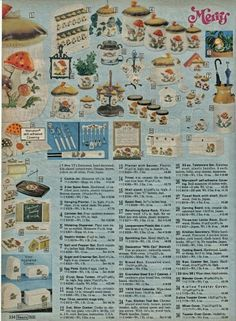 The Vintage Christmas Catalog Archive Christmas Past, Christmas Wishes, Vintage Christmas, Vintage Advertisements, Vintage Ads, Vintage World Maps, Vintage Food, Catalog Cover, Christmas Catalogs