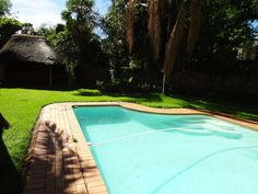 Summer is on it's way. So it will be time to have a cooling swim in Guest House Seidel swimming pool while enjoying a braai under our lapa. For more information please go to www.seidels.co.za