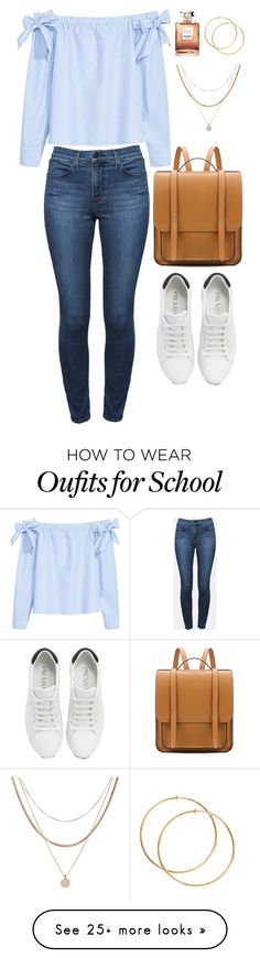 """Chapter Two: Grace"" by espirex on Polyvore featuring H&M, Theory, Chanel, Luv Aj and Prada"