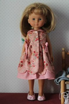 Patron robe Cherie