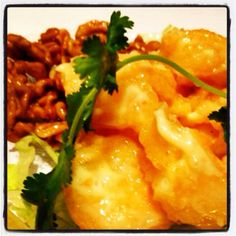 The best honey walnut shrimp in San Francisco can be found at Yank Sing.