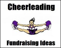 Dozens of cheerleading fundraising ideas for your group - Cheerleading fundraiser ideas grouped by fundraising product ideas or fundraiser event ideas.