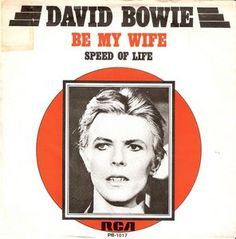 """David Bowie - Be My Wife: buy 7"""", Single at Discogs"""