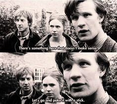 Doctor Who in a nutshell