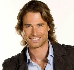 Sebastián Rulli, Mexican-Argentine actor/model, b. 1975  What a radiant smile!