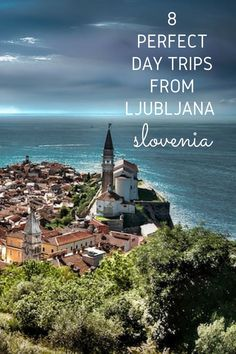 Slovenia Travel Blog: When traveling in #Slovenia, making the capital city of #Ljubljana your home base is the perfect way to #explore the country. Here are the perfect #daytrips from Ljubljana. Click to discover more! #TravelSlovenia