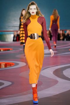 Roksanda Fall 2015 Ready-to-Wear Fashion Show