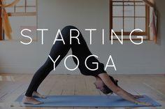 Starting yoga - as someone with rheumatoid arthritis, I found yoga surprisingly helpful!