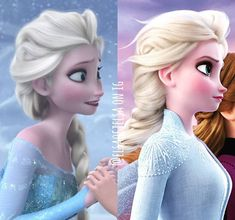 Likes, 155 Comments - Elsa's Gurl~ Sofea` Princesa Disney Frozen, Disney Princess Frozen, Frozen Movie, Elsa Frozen, Heros Disney, Disney Art, Disney And Dreamworks, Disney Pixar, Modern Disney Characters