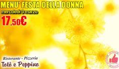 Festa Della Donna Da Totò E Peppino http://affariok.blogspot.it/