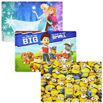 Bulk Licensed Character Plastic Placemats at DollarTree.com