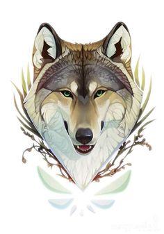 Mangy Coyote | Art Amino