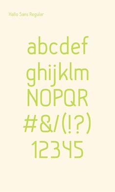 10 Fontes Novas e Atuais para seu Design | Des1gnon