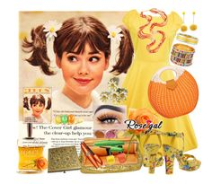 """""""Vintage Teen Magazine"""" by sherrysrosecottage-1 ❤ liked on Polyvore featuring Zone, COVERGIRL, Deborah Lippmann, Gucci, Gurhan, Avon, Coty and vintage"""