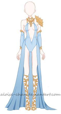 [CM] Elf Maiden Armour @orochimarus-girl by Aloise-chan.deviantart.com on @DeviantArt