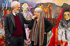 Graça Morais inaugura exposição na Fundação Champalimaud