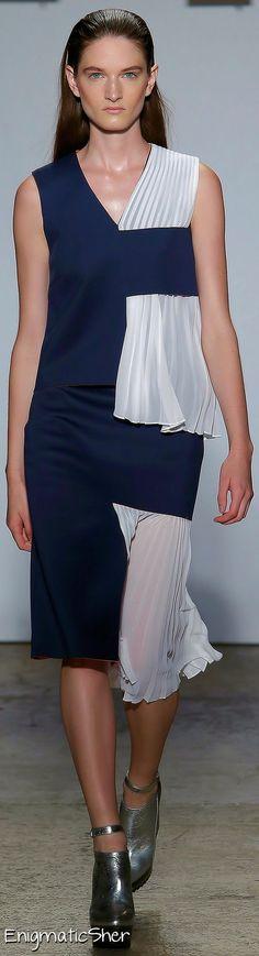 Adeam Spring Summer 2015 Ready-To-Wear