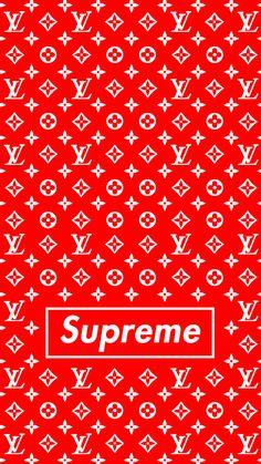 Bape Camo Wallpaper Iphone X Supreme X Louis Vuitton Brands Em 2019 Papel De Parede