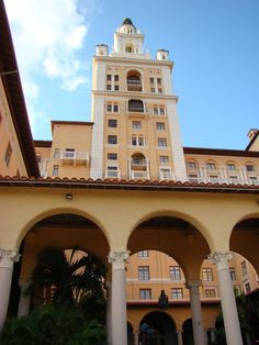Biltmore hotel in Coral Gables Florida. Great memories