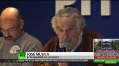 """Piedra OnLine: Mujica: la destitución de Dilma Rousseff fue """"una ..."""