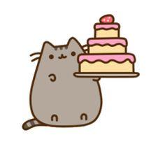 deviantART: More Like Wallpaper pusheen cat :3 by lovingandpeace