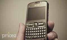 Octo T90 - o primeiro celular com 4 chips. http://canal.pricez.com.br/reviews-de-produtos/octo-t90/
