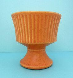 vintage planter vase mccoy roseville floraline by OldLikeUs, $19.99