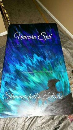 Unicorn Spit / Aura Blast