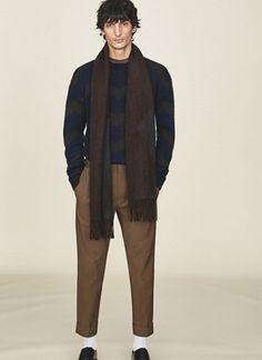 H&M FW15.  menswear mnswr mens style mens fashion fashion style hm campaign lookbook