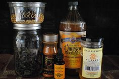 Natural Cold Remedies organized
