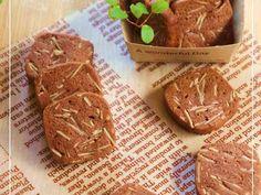 バター&卵不使用☆チョコナッツクッキーの画像