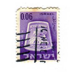 Israel Postage Stamp: Nazareth by karen horton, via Flickr