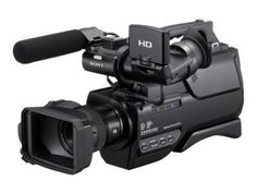 Sony HXR-MC2000U - Camcorder - 1080i - 4.2 MP 12 x Optical Zoom by Sony. $1585.09. Product Description: The HXR-MC2000U is a professional, shoulder mount AVCHD camcorder. This camera is ideally suited for customers stepping up to file based workflow. It records high-def. AVCHD or DVD quality MPEG-2 standard-def. onto its built-in 64GB solid state drive or to readily available, consumer memory cards. With premium design characteristics and full-raster high-definition 1080...