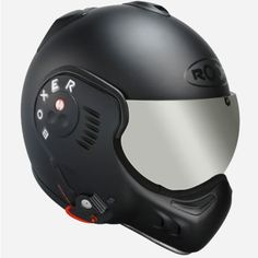 0439ab78 This may be the best looking helmet on the planet. Roof Boxer Casque Moto  Noir