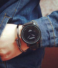 Modelos de relógios casuais masculinos para você desejar #fashion #men