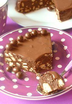 Dolci a go go No Bake Desserts, Just Desserts, Dessert Recipes, Nutella, Food Obsession, Biscotti, Cake Boss, Pie Dessert, Love Food