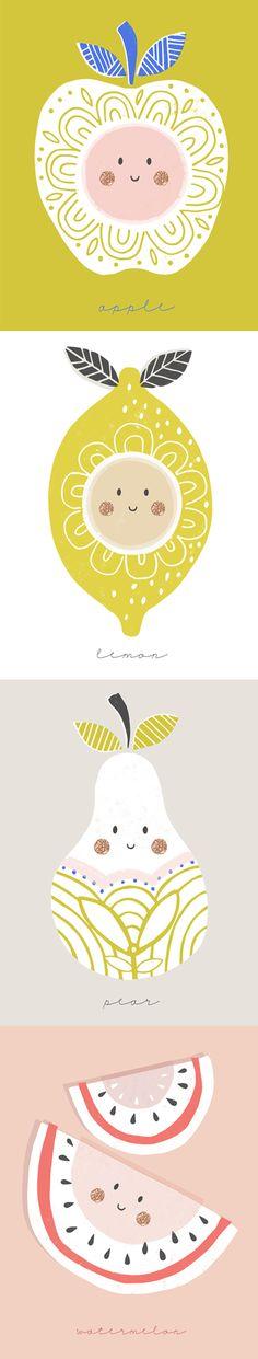 wendy kendall designs – freelance surface pattern designer » fruttiface