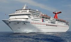 Carnival Fascination cruise from Jacksonville to Freeport and Nassau, Bahamas 4/13 and 10/13...Great yr!