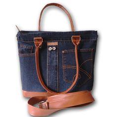 NEWBAGS Umhängetasche sportlich Kunstleder stabil hochwertig Handtasche