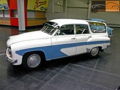 Wartburg Camping Limousine - Auto X Limousine, East German Car, Ddr Museum, Automobile, Wagon Cars, Veteran Car, Roadster, Station Wagon, Vintage Cars