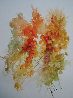 Yvonne Harry - Watercolour Florals