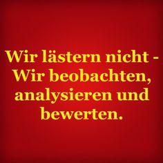 Wir lästern nicht - Wir beobachten, analysieren und bewerten. | erdbeerlounge.de