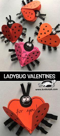 LADYBUG+VALENTINES
