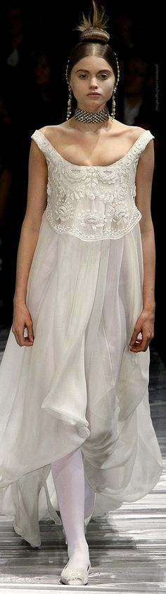 Paris Fall 2008 - Alexander McQueen