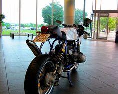 RocketGarage Cafe Racer: BMW very nice
